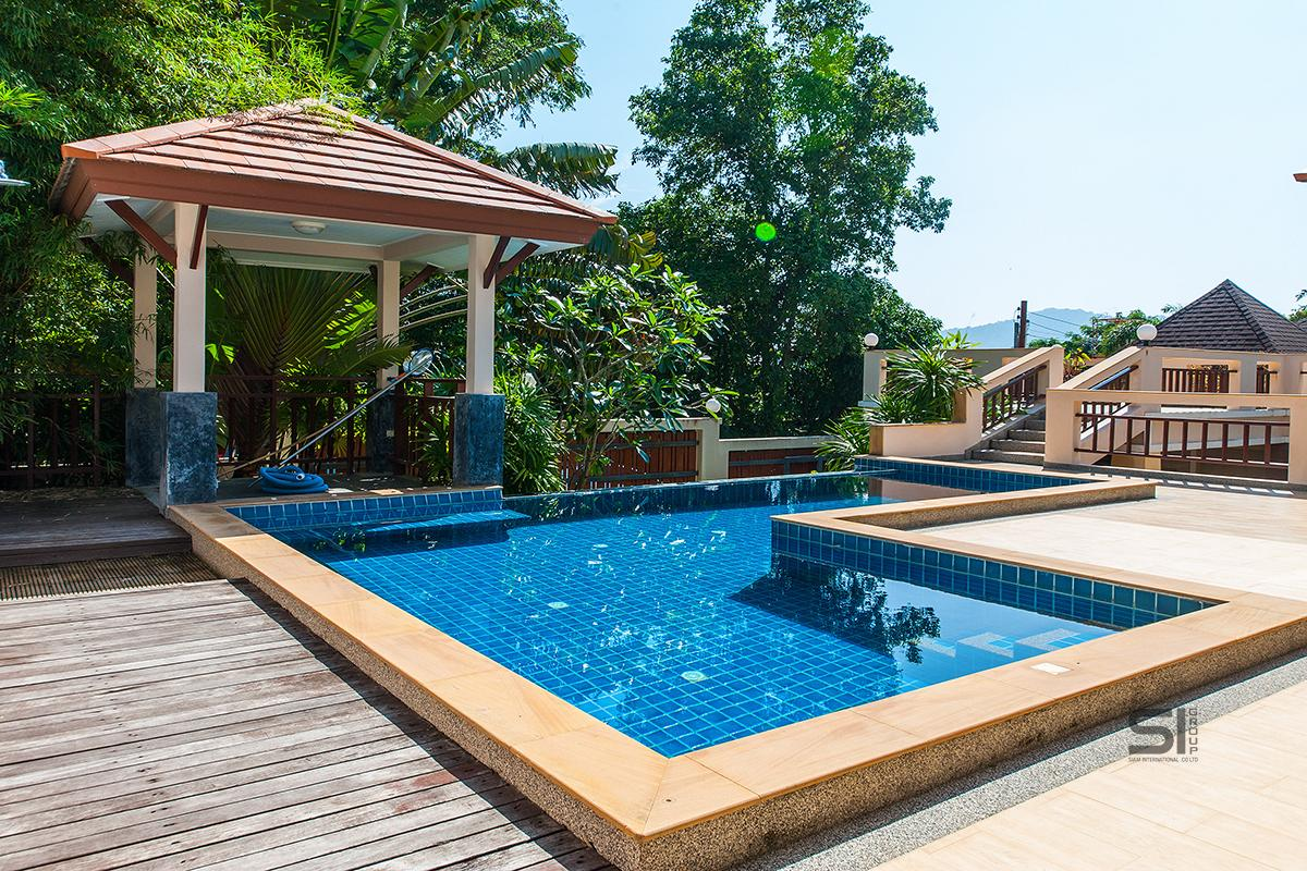 Vermieten Ferienhaus in Nai Harn, Phuket. MAR1