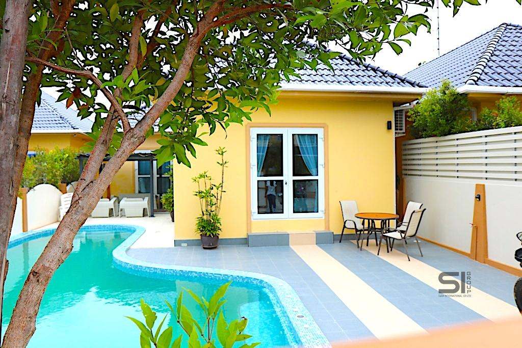 Villa for rent Platinum Residence, Rawai, Phuket