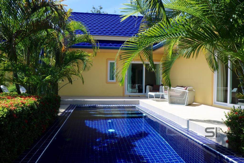 La location d'une villa à Phuket, la résidence Rawai Platinum