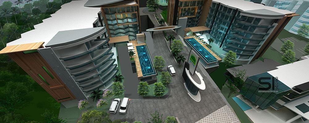 appartamenti in vendita a Patong Beach