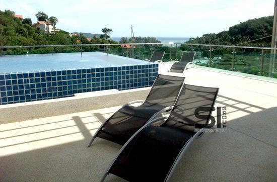 Апартаменты на Камале, Kamala Falls