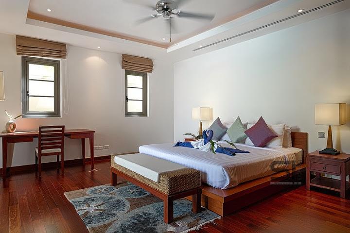 Вилла на Бангтао - Аренда виллы на Банг Тао - 3 спальни, бассейн
