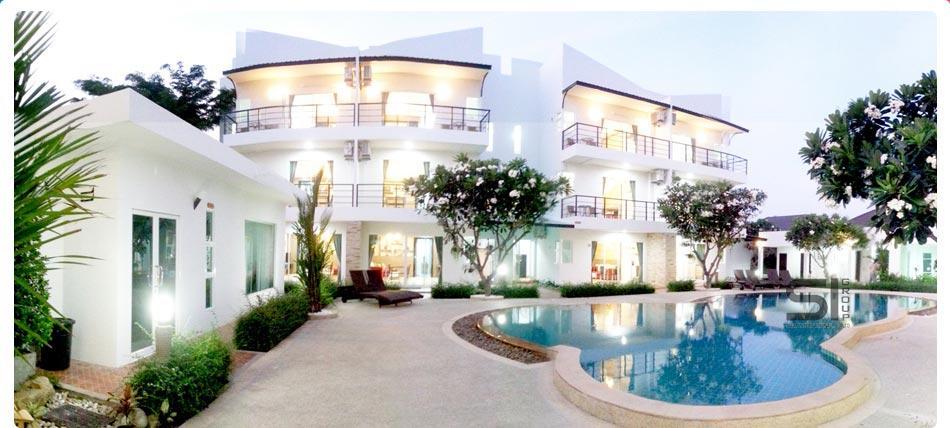 Аренда квартиры на Раваи, Pool Access