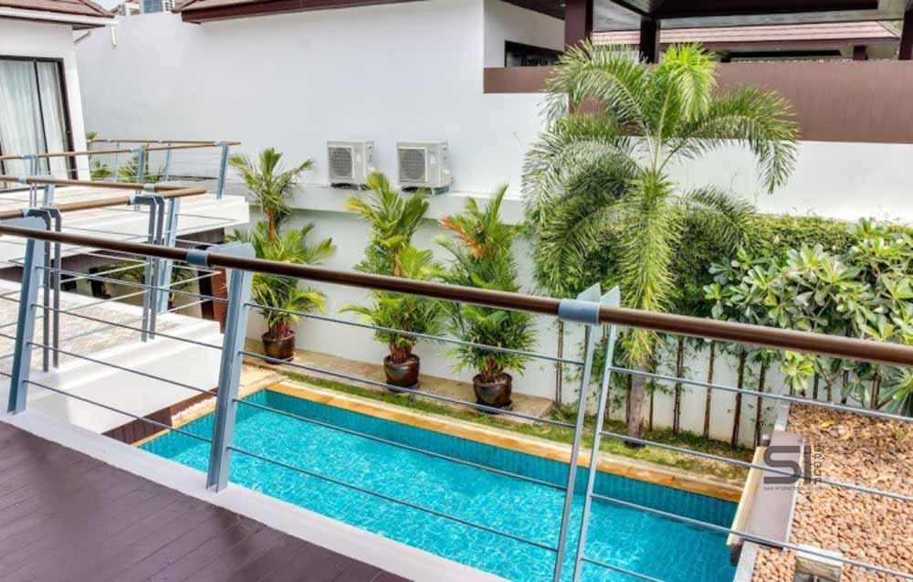Selling villa with swimming pool near Bang Tao