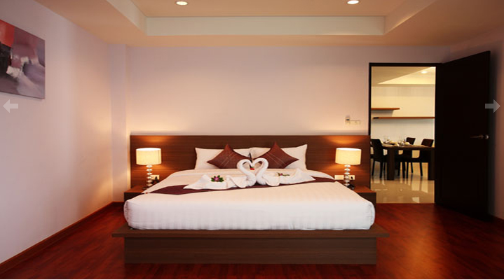 Apartments for sale in the Bangtao Tropical Residance