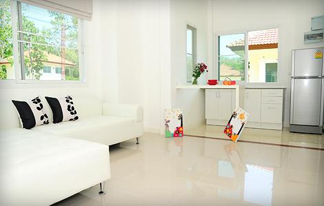 Louer une maison confortable dans le Green Tree Health Resort