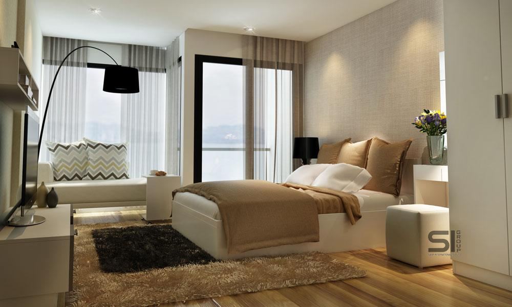 Apartments for sale in Ozone complex