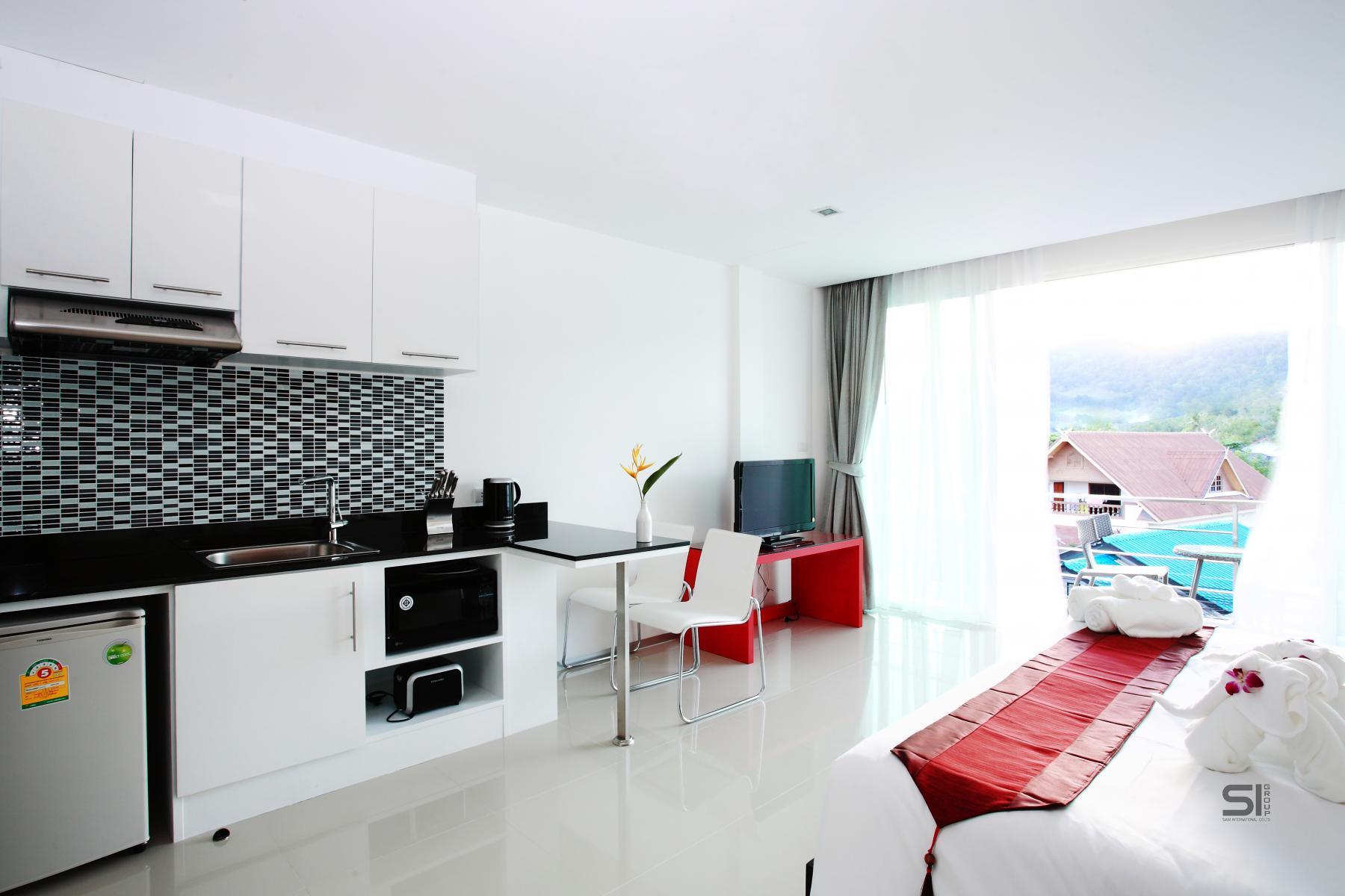 Апартаменты в аренду в Baan Sabai Hotel