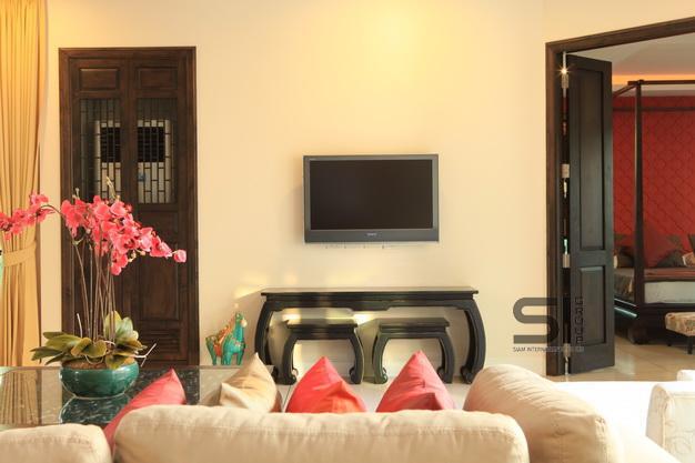Louer une villa à Baan Ratchamaka