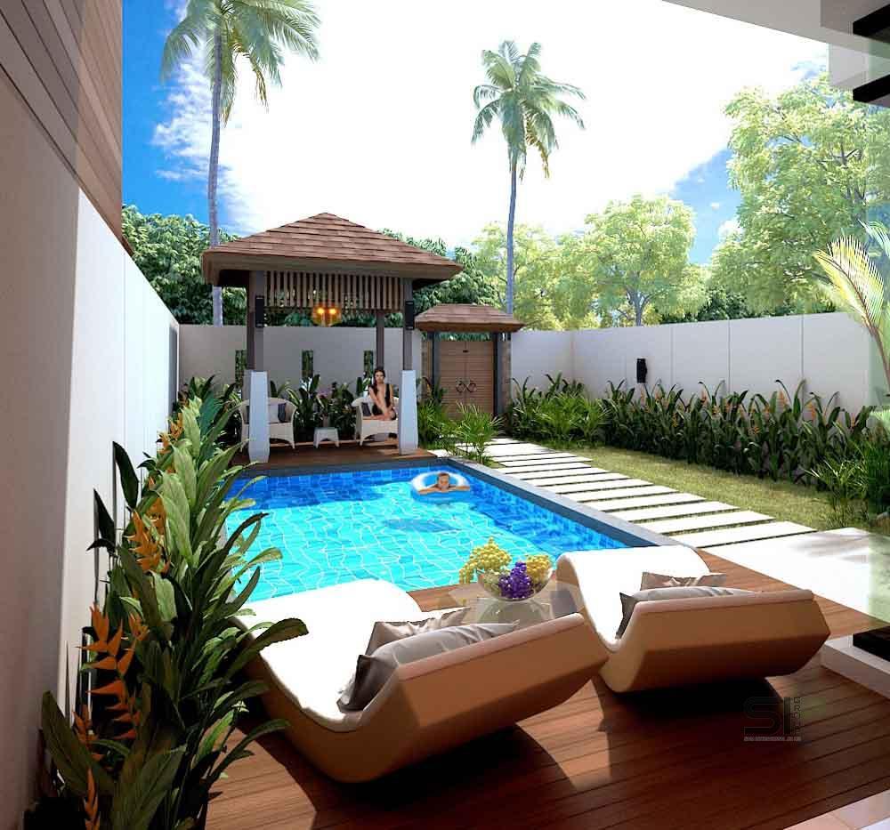Villas de lujo en Grand Residenc