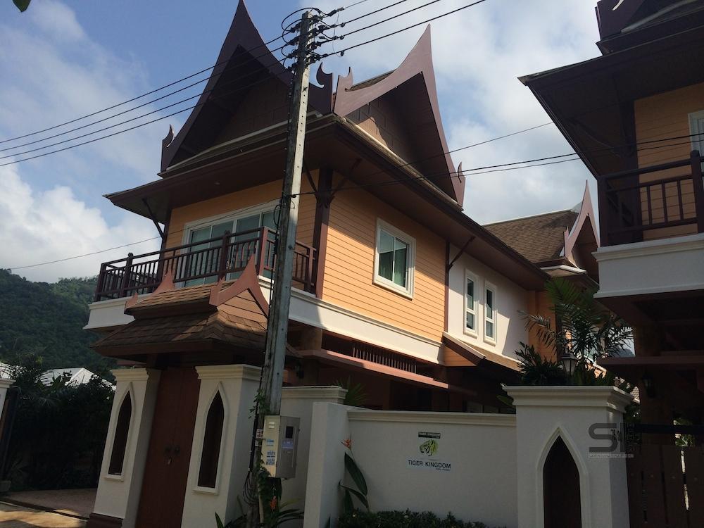 Affittare una villa a Phuket, Nai Harn, Samaki.
