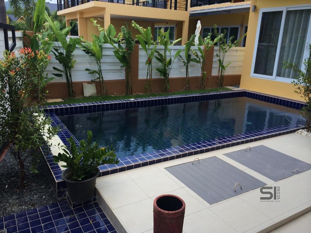 Alugar uma vivenda em Phuket Platinum Platinum Residence